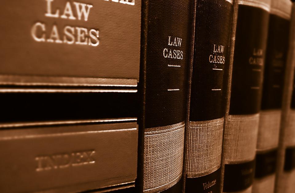 ספרי חוק ומשפט